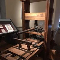 Printing Press- Gutenberg Museum