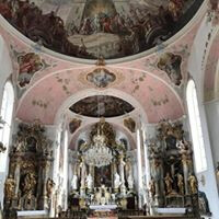 Ettler Monastery Roccoco Cathedral