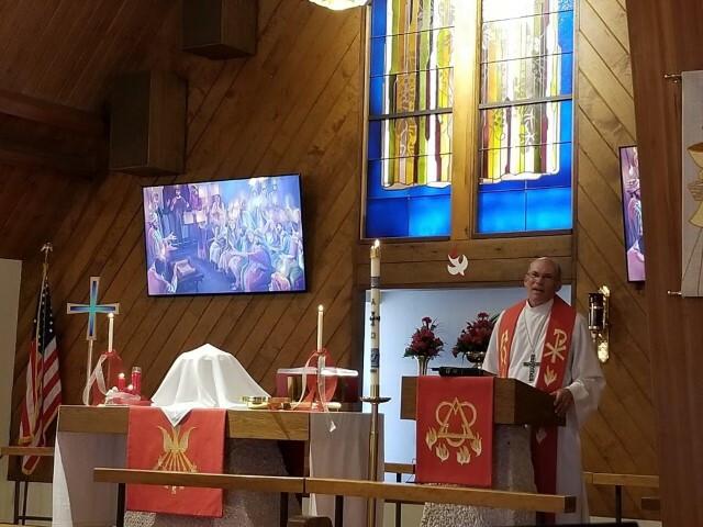 pentecost sunday june 9 2019 pastor's sermon pastor mark perry