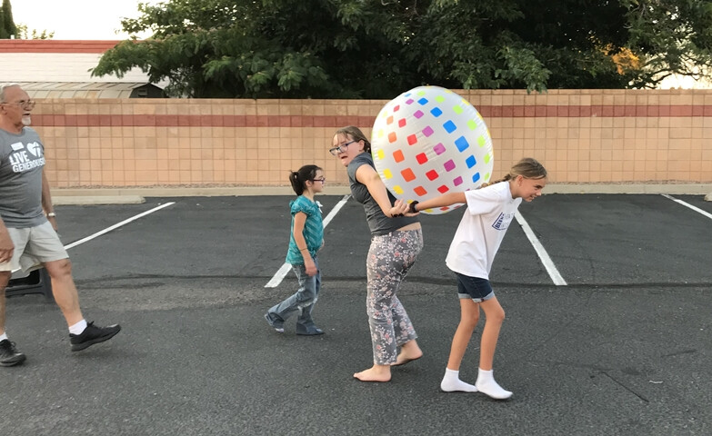 VBS 2019 Don't drop the ball