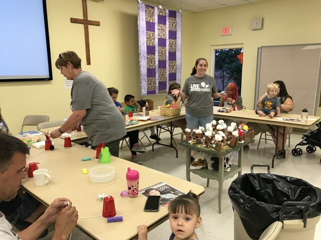 VBS 2019 Craft time