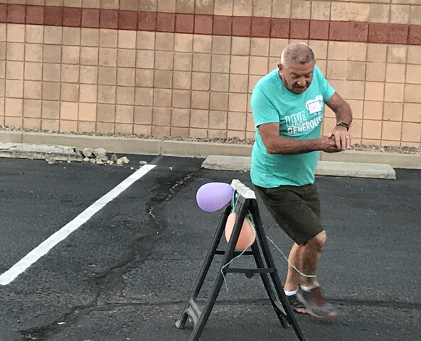 VBS 2019 How much water is still in the glass