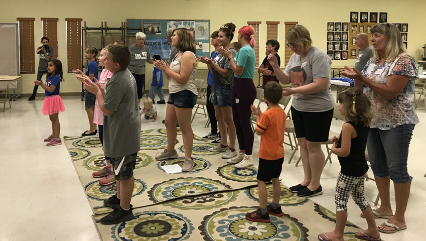 VBS 2019 Opening and closing songs each day