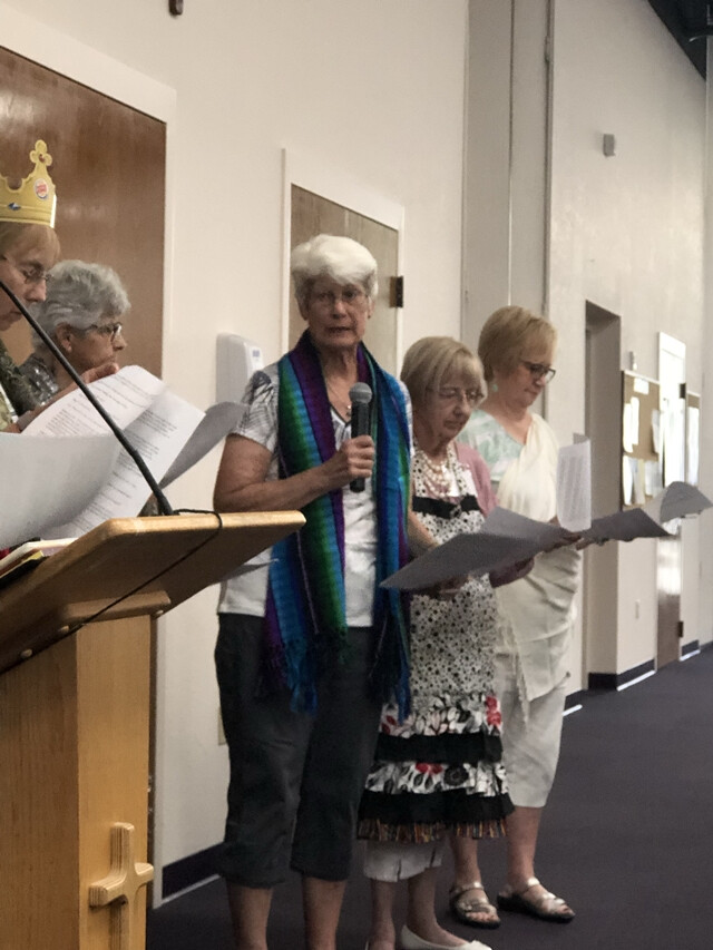 WSELC 2019 Actors of the Skit of Esther  3