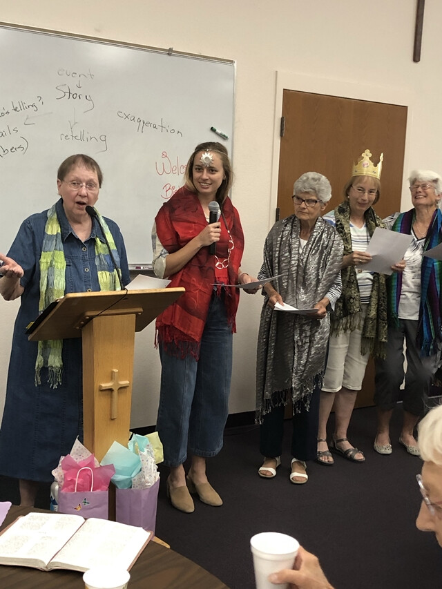 WSELC 2019 Actors of the Skit of Esther 2
