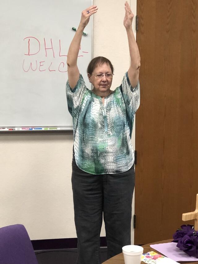 WSELC 2019 Bishop Kay Ward