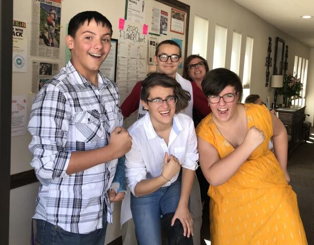 2019 Reformation Sunday youth IMG_7407